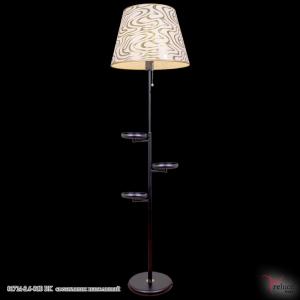01714-2.6-01B BK  светильник напольный