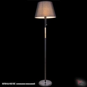 01720-2.6-01B BK  светильник напольный