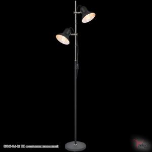 03043-0.6-02 BK светильник напольный