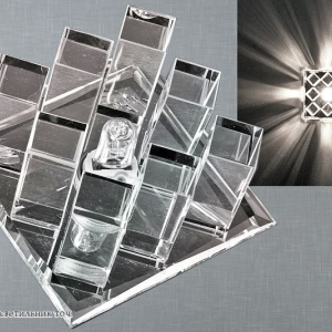 Светильник 1025/A G9 WT