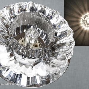Светильник 07097-9.0-001HS G9 CR