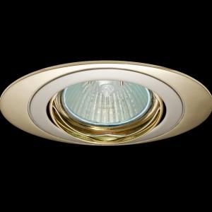 Светильник ELC-104 G/PN/G зол/никель/зол