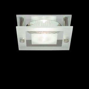Cветильник ELC-144+С3 CH квадрат