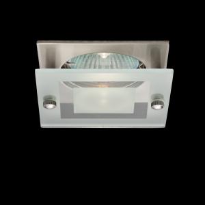 Cветильник ELC-144+С3 NM квадрат