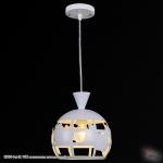 02750-0.4-01 WH светильник потолочный