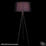 03095-0.6-01 BK светильник напольный