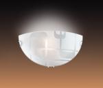 Светильник СОНЕКС 057 бел/хром Е27 100 HALO
