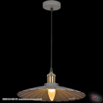 08160-0.9-01S GY светильник потолочный