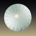 Светильник н/п СОНЕКС 1204/L белый Е27 60w FOSSA
