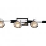 Светильник ODEON LIGHT 1245/4W  хром G9 40W Valensa
