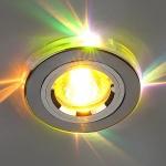 Светильник 2060/2 золото/мульти Elektrostandard