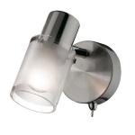 Светильник ODEON LIGHT 2175/1W никель E14 40W Parfe