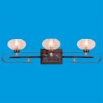 Светильник настенный 2233/3wCR+WNG CL G9
