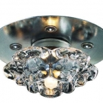 Светильник Novotech 369457 хр/проз G9 40W