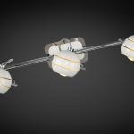 Спот Модерн 6-5256-3-CR+WH G9 LED