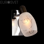Светильник СПОТЫ - 60301/1 хром/венге