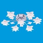 Светильник потолочный галоген 6958/7CR RC RBPWTLED