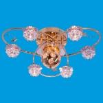 Светильник потолочный галоген 8032/6+2FGD RC MIXLED