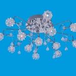 светильник потолочный галоген 8955/13CR MIX LED