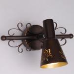 Светильник CITILUX CL529511 Дункан Кофейный  E14x60W