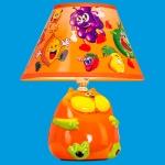 Светильник настольный детские D1-58 Orange