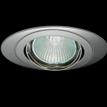 Светильник ELC-104 CH/PC/CH хр/мат.хр/хром