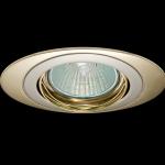 Светильник ELC-404 зол/ник/зол  G/PN/G