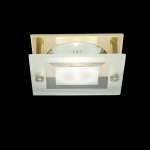 Cветильник ELC-144+С3 PB квадрат
