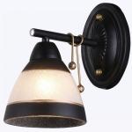 LB 9153/1 Альтаир Черный E27 60W