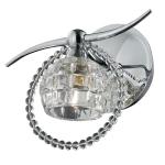 Светильник ODEON LIGHT 2122/1W хром G9 40W