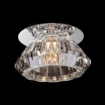 Светильник V 664 CH/clear  GU 5.3