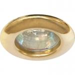 Светильник 1751 /DL 101 золото
