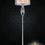 IL1405-1F-27 CR светильник напольный