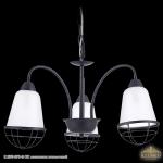 IL2355-3PB-16 BK светильник потолочный