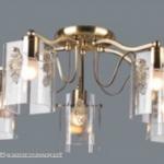 IL3141-5CA-76 GD светильник потолочный