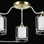 IL3402-3CB-76 WT GD светильник потолочный