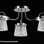 IL6050-3CAU-79 CR светильник потолочный