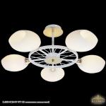 IL6939-5CIN-79 WT GD светильник потолочный