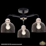 IL6998-3CIN-59 COP BK светильник потолочный