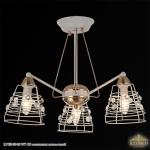IL7185-3P-28 WT GD светильник потолочный