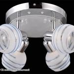 IL8200-4CSQ-69 CR светильник потолочный